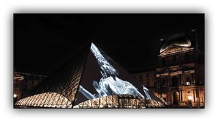 Série Pyramide du Louvre : N° 13