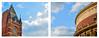 beautiful & sunny South Ken (HarisMichail) Tags: architecture buildings sunny south ken kensington london uk bricks red blue sun sky