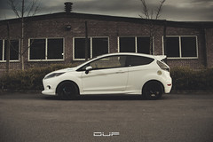 Ford Fiesta Zetec S (DUP_Automotive) Tags: ford fordfiesta zetecs ffoc fastford car automotive auto modified lowered mountune