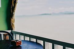 The Blue Beyond 3.0   Nikon FE2   Nikkor 50mm (f1.8) (IG @ Meandergraph) Tags: thailand krabi bangkok chiangmai phuket kohsamui travel asia southeastasia streetphotography film analog 35mm filmphotography nikon nikonfe2 nikkor50mm 50mm voigtlander135 olympus35sp