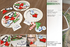 Sway'S [Christmas Treats] | FLF (Sway Dench / Sway's) Tags: flf sways christmas mug cocoa coffee tea cookies advent santa