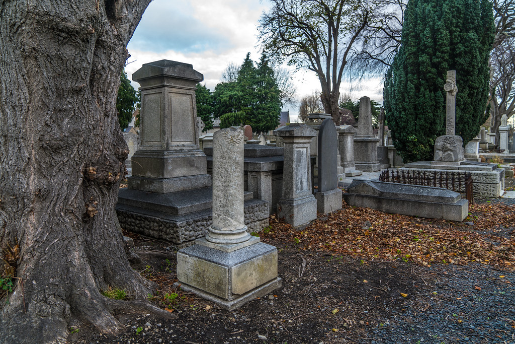 MOUNT JEROME CEMETERY IS AN INTERESTING PLACE TO VISIT [IT CLOSES AT 4PM]-134301