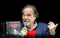Oliver Stone (svklimkin) Tags: oliverstone filmmaker moscow svklimkin canon portrait book people putin russia celebrity