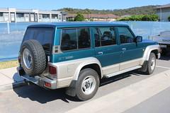 1995 Nissan Patrol Y60 ST Turbo Diesel (jeremyg3030) Tags: 1995 nissan patrol y60 st turbo diesel cars japanese