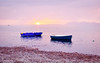 The Silence between us (Francesco Impellizzeri) Tags: trapani sicilia sunset landscape panasonic boats