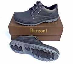 Удобные мужские туфли Barzoni из натуральной кожи синие (azzafazzara) Tags: туфли обувь