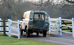 CEY 641X (2) (Nivek.Old.Gold) Tags: 1981 land rover 88 series 3 hardtop 2286cc diesel