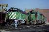 BN SD40-2 7102 (Chuck Zeiler) Tags: bn sd5402 7102 cim sd382 74 railroad emd locomotive clyde chuckzeiler chz