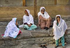 ladies from hunza (TARIQ HAMEED SULEMANI) Tags: tariq sulemani supershot sensational summer hiking hunza altit tourism trekking tariqhameedsulemani travel theunforgettablepictures concordians nikon