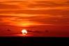 On fire ... (Raquel Borrrero) Tags: sunset puestadesol mar sea red rojo cádiz andalucía nikon naturephotography naturaleza coucherdesoleil sunshine sunlight sky cielo ciel black yellow negro amarillo naranja orange crepúsculo twilight nubes nuages clouds flare