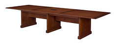 TVCTRC14452CH_1 (RegencyOfficeFurniture) Tags: regency regencyofficefurniture prestige traditional veneer cherry rich redwood executive table conferencetable modular tvctrc14452