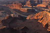 Not knowing anything is the sweetest life… (ferpectshotz) Tags: deadhorsepoint statepark utah southwest canyon canyonoverlook canyonlands morning sunrise coloradoriver