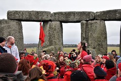 War is Peace No More (Le monde d'aujourd'hui) Tags: red war peace stonehenge winter solstice wintersolstice wiltshire truth lies msm media conciousness mankind northkorea russia europe wwiii love reds nomorewar orwell georgeorwell quotes orwellian society 1984 past present future