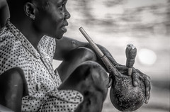 Ethiopia : Uduk, smoking woman (B&W)#1 (foto_morgana) Tags: africa afrika afrique analogphotography analogefotografie ethiopia ethiopië ethnic ethnicity ethnie etnia etniciteit fujiprovia100f fumeur india lightroom native nikoncoolscan omovallei omovalley outdoor people photographieanalogue pipr rokend smoking topazstudio traditional traditionalculture traditioneel traditionnel travelexperience tribal tribe vallebajodelomo valléedelomo vuescan on1photoraw2018