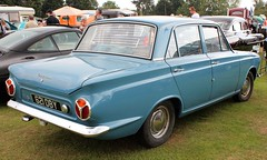 621 DBY (1) (Nivek.Old.Gold) Tags: 1964 ford cortina deluxe 1500 4door mk1