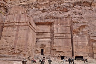 Street of Facades, Petra, Jordan