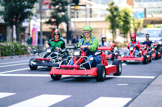 Public Go-Karting