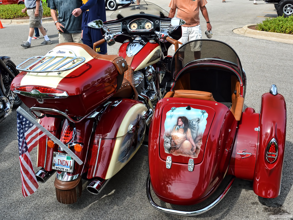 The World's Best Photos of 4thofjulycarshow and sidecar
