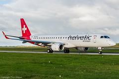 Helvetic Airways HB-JVR (U. Heinze) Tags: aircraft airlines airways flugzeug haj hannoverlangenhagenairporthaj eddv nikon nikon28300mm