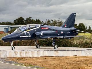 BAE Systems | British Aerospace Hawk T.53 | ZK531