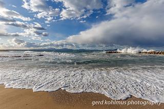 Colonia de Sant Pere Beach