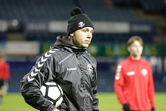 Portsmouth U18 v Lewes U18 FAYC 10 11 2017-29.jpg (jamesboyes) Tags: lewes portsmouth football youth soccer fa cup fayouthcup frattonpark floodlights match sport ball tackle goal celebrate canon