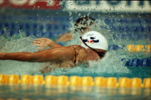 151 Swimming EM 1993 Sheffield