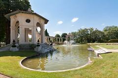 ARNAGA JARDIN-017 (MMARCZYK) Tags: villa arnaga france pays basque jardin ogrod 64 pyrénéesatlantiques nouvelleaquitaine cambolesbains à la française