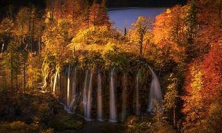 Autumn In Plitvice