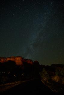 Milky Way Sedona, AZ - Sony A7R III
