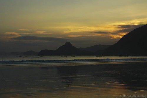 Indonesia - Lombok -  Selong Belanak Beach