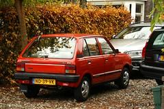 Suzuki Alto Automatic - 1985 (timvanessen) Tags: nd39vk automatic automaat aut