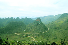 hagiang mountain street