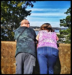 10/20/17 - Asses out! (CubMelodic23) Tags: october 2017 vacation trip alabama wheelerdam hdr selfportrait me dave amy friend