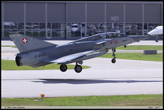 """""""MIRAGE III"""" DS HB-RDF J-2012 Sion septembre 2017 (paulschaller67) Tags: mirageiii ds hbrdf j2012 sion septembre 2017"""