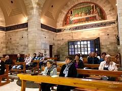 80 - Szentmise Lázár templomában - Betánia / Svätá omša v Kostole sv. Lazara - Betánia
