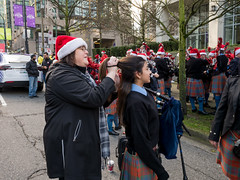 2017_SFUPB_SC_Parade_20171203-GM5-1050614 (SFU Pipe Band Organization) Tags: rmmpb rmmpipeband sfupb sfupipeband britishcolumbia canada christmas gvrd performance santaclausparade vancouver where