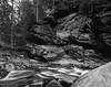 Zemská Brána, Czech Republic. (wojszyca) Tags: intrepid camera 4x5 largeformat 90mm fujinon sw gossen lunaprosbc epson v800 foma retropan 320 soft hc110 nature mountains river forest rock stone theintrepidcamera