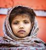 India (mokyphotography) Tags: india varanasi bambina girl portrait people persone picture ritratto viso visi face benares asia travel canon