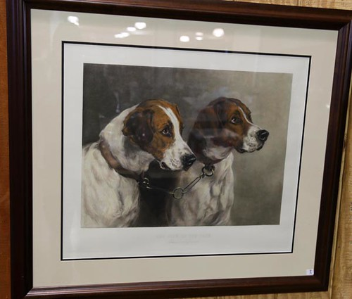 Hounds Print ($168.00)