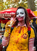 Junk food kill (andrea.prave) Tags: luccacomics luccacomicsgames luccacomics2017 luccacomicsgames2017 2017 lucca luccacg luccacg17 luccacg2017 cosplayer cosplay costumi コスプレ creepy clown mcdonald junkfood cibospazzatura horror clowngirl zombie ritratto portrait retrato 肖像画 صورة porträt
