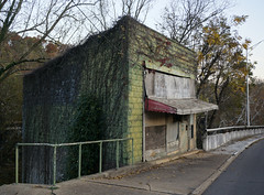 Ancient Building (Restless Eye) Tags: newport tennessee usa