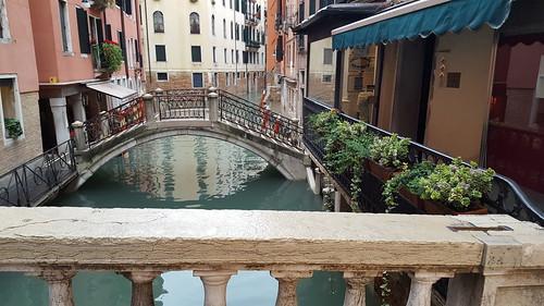Canal y puentes