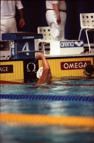 081 Swimming EM 1993 Sheffield