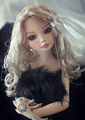 Magnolia (Livdollcity) Tags: ooak tonner grand despair enchanted repaint blythe spirit doll dolls 16 ellowyne wilde