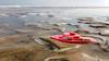 Titanic..... (albi_tai) Tags: titanic naufragio nave modello plastica modellino barchetta closeup rimini mare acqua romagna inverno minimal spiaggia forme albitai samsung s7 figofono