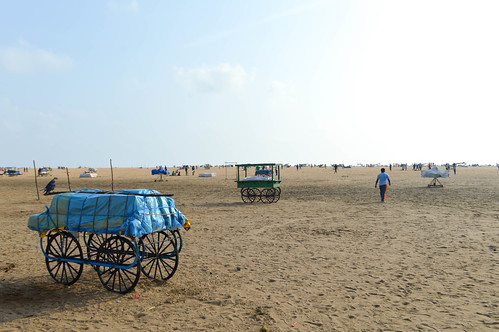 Beach on the Bay of Bengal