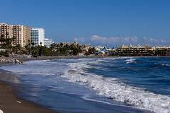 BENALMADENA COSTA (marthinotf) Tags: benalmadena costadelksol malaga olas mar marmediterraneo costadelsol andalucia