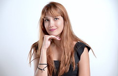 Nuria (eustoquio.molina) Tags: portrait chica girl woman women feminine bella nuria modelo