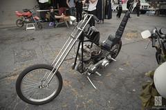 Black Friday Special (shuffdad) Tags: chopper motorcycle choppershit harleydavidson kustom customculture motorcy shovelhead